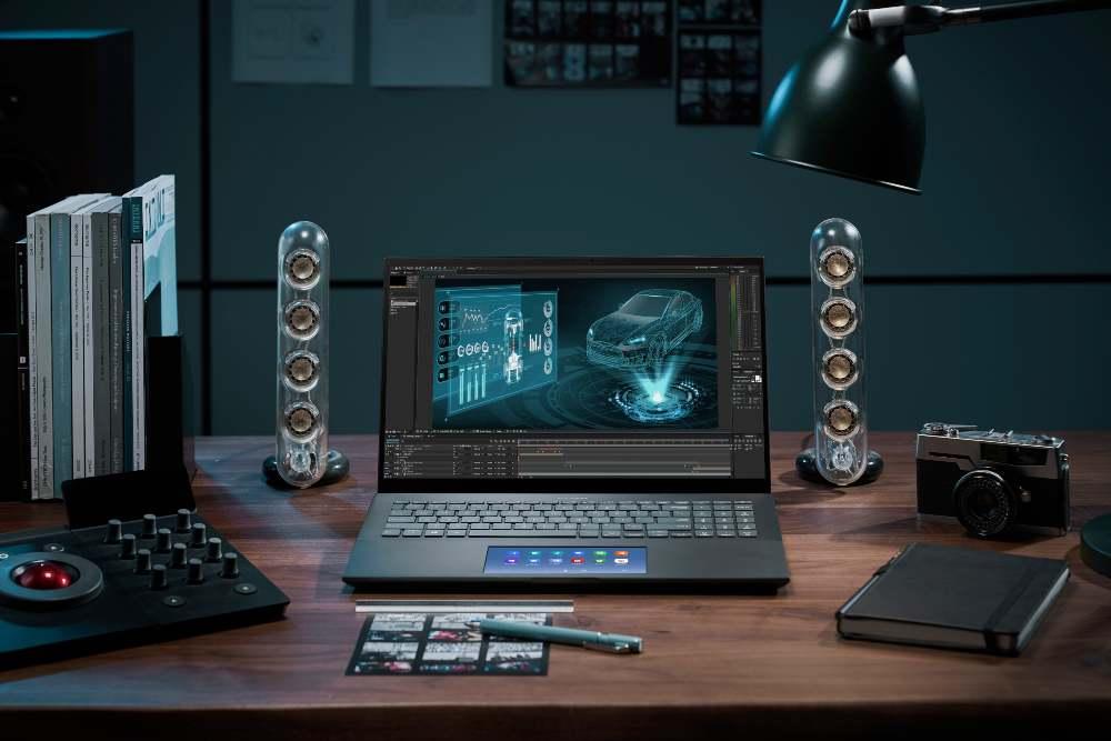 ZenBook Pro 15_UX535