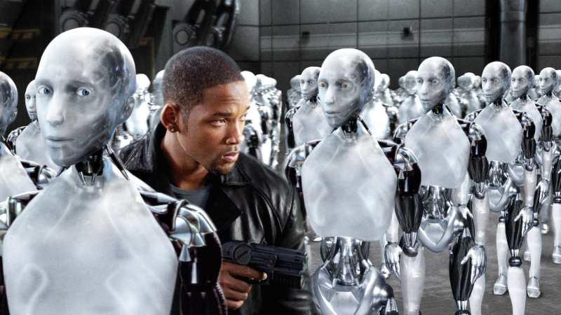 Eu, Robot