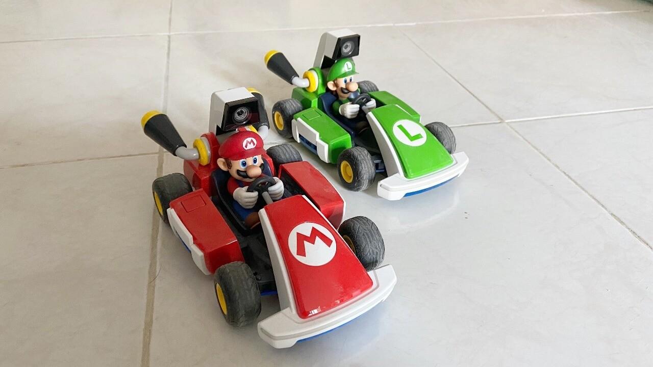 Mario Kart Live Karts