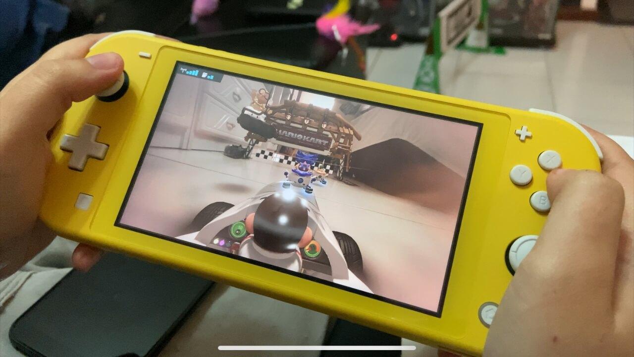 Mario Kart Live Portable