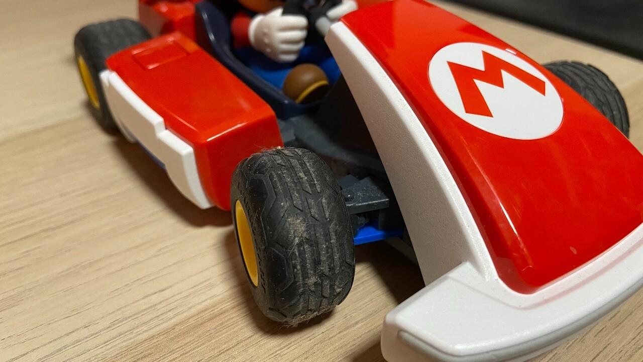 Mario Kart Live manutencao