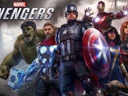 Marvel's Avengers PS4 XBox PS5