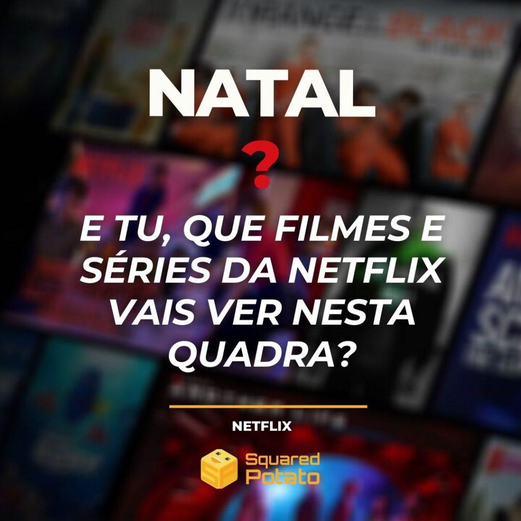 Netflix Natal 2020