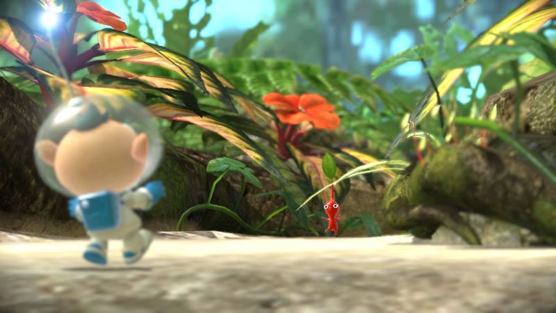 pikmin 3 deluxe analise
