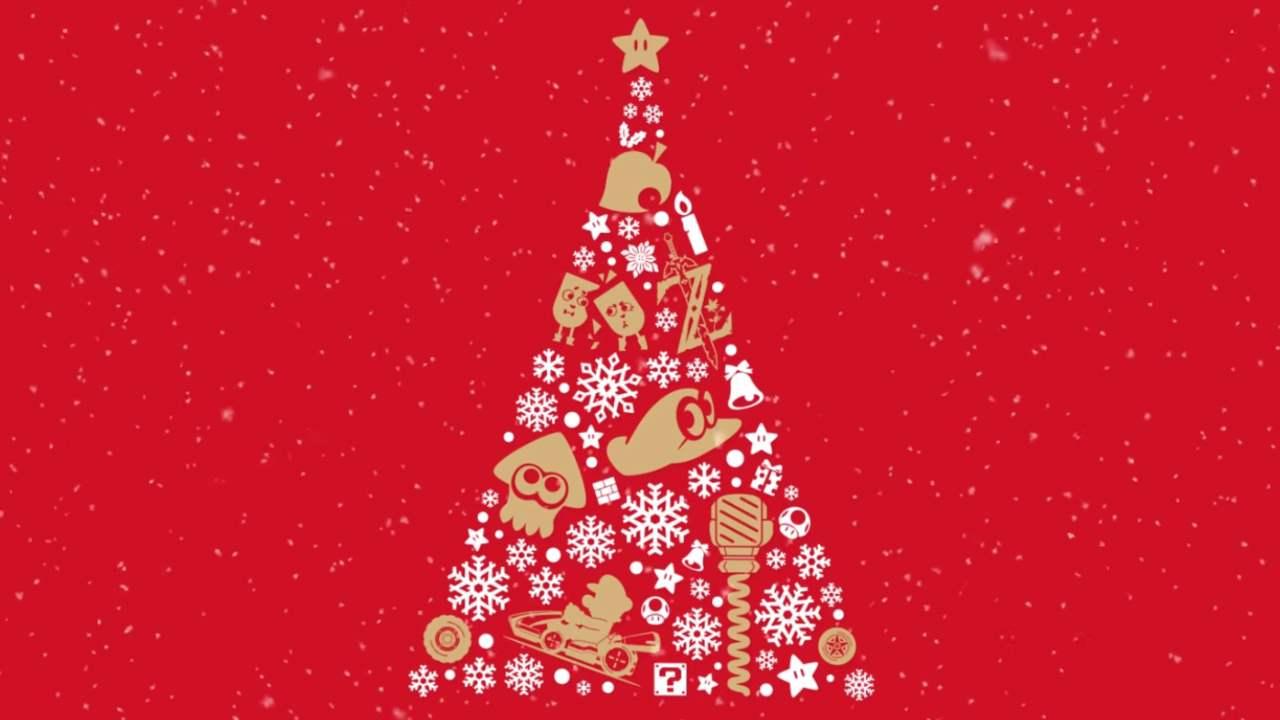 Nintendo Natal Nintendo Switch