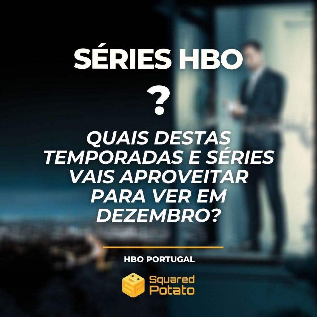 Séries HBO Estreias de Dezembro 2020