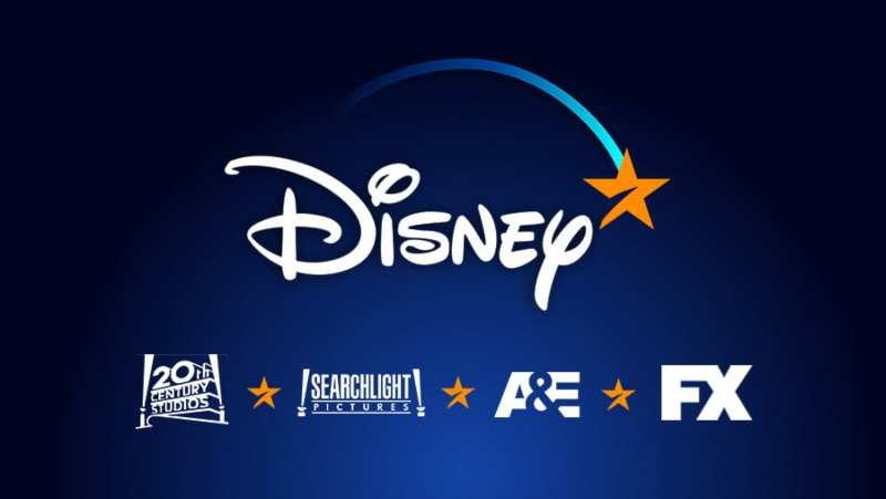 Star Disney + Disney Plus
