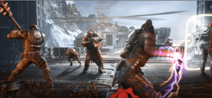 Gears5 Hivebusters DLC