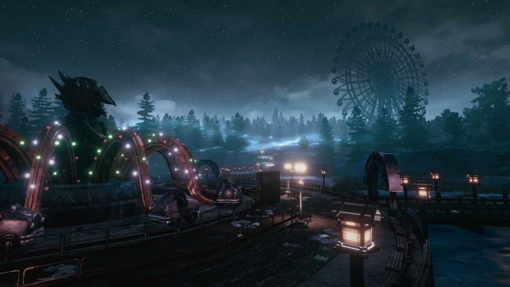 The Park Funcom Steam