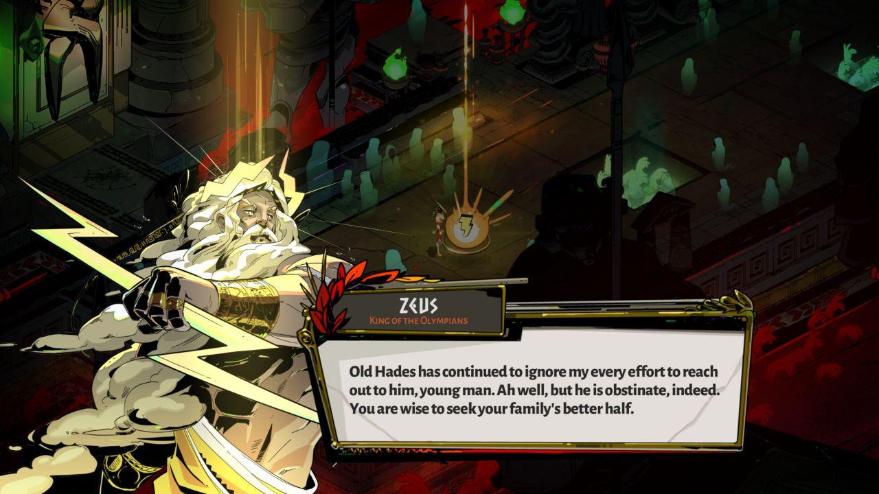 Hades-Zeus