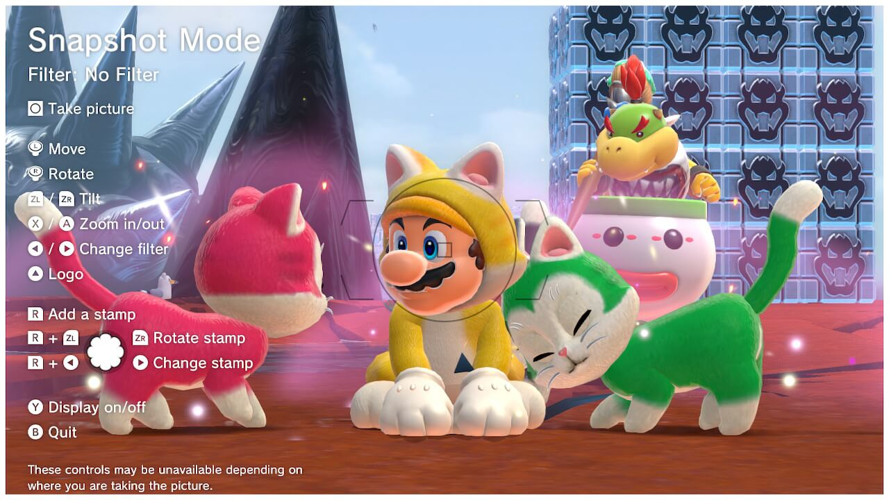 Super Mario 3D World Bowsers-Fury