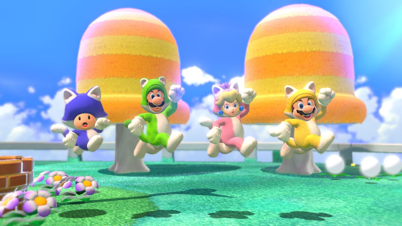 Super Mario 3D World Bowsers-Fury pic 4