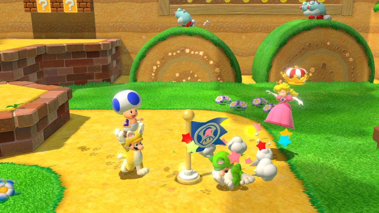 Super Mario 3D World Bowsers-Fury pic 5