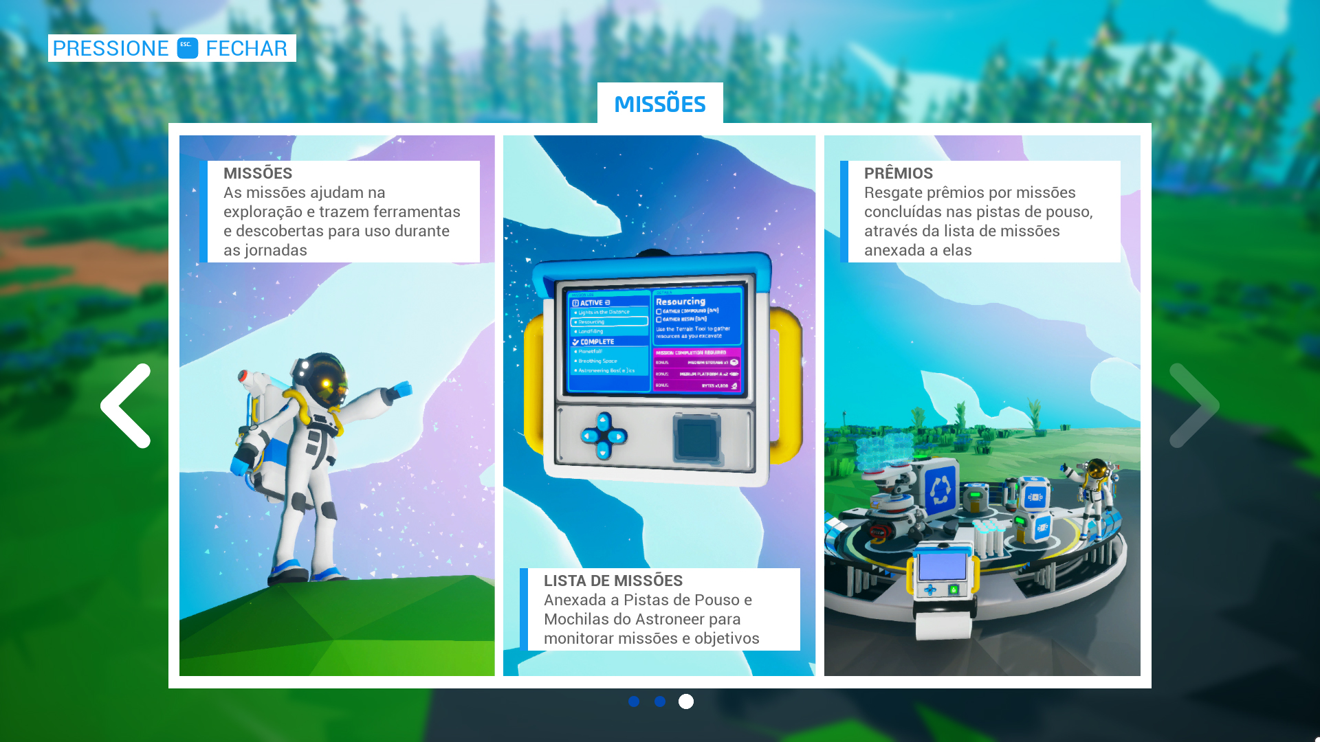 Astroneer Missions Compass And Power