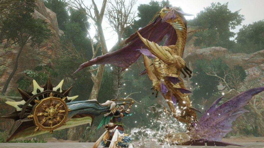 Monster Hunter Rise Capcom