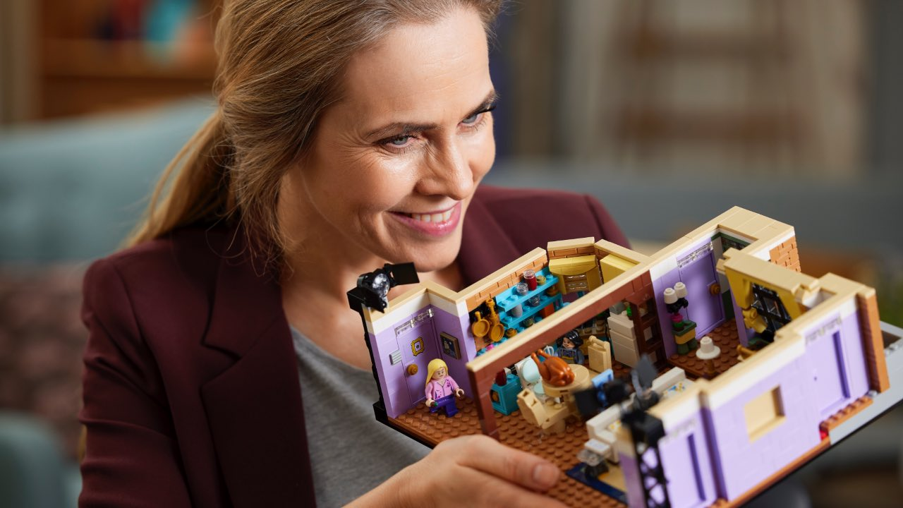 Lego Apartments F.R.I.E.N.D.S