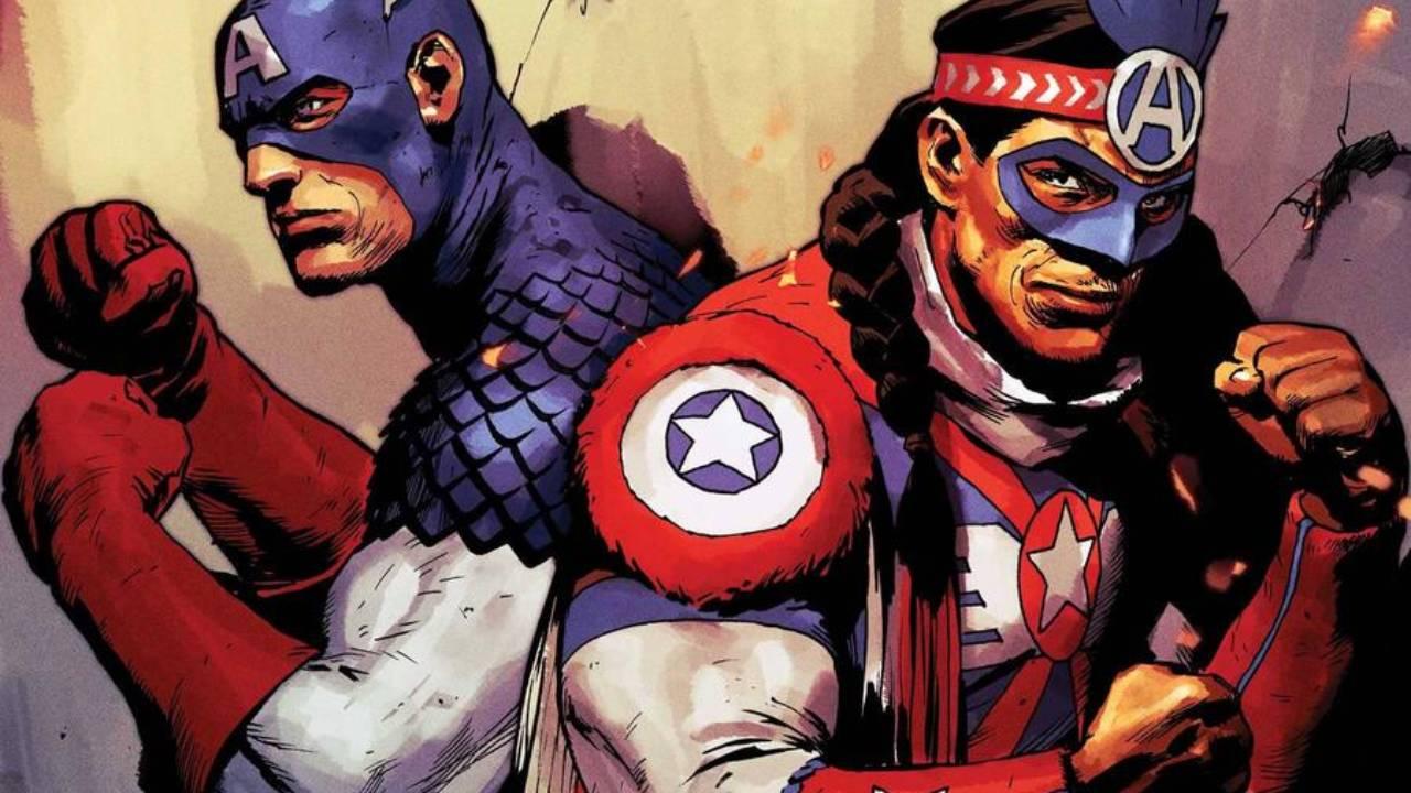 Joe Gomez Capitão América Marvel