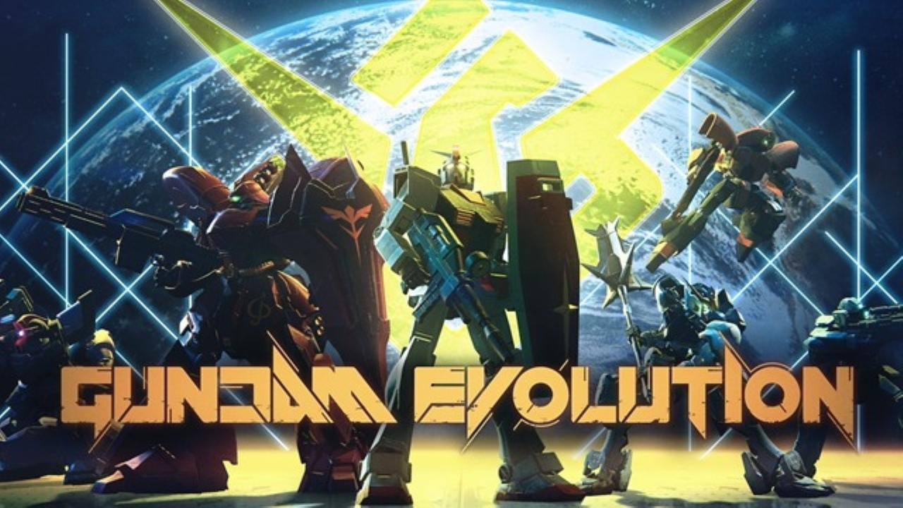Gundam-Evolution