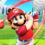 Mario Golf Super Rush - cover