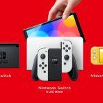 Nintendo Switch Family 2021