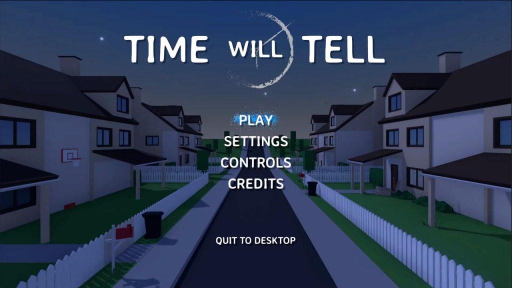 Time Will Tell Universidade Lusófona Videojogos