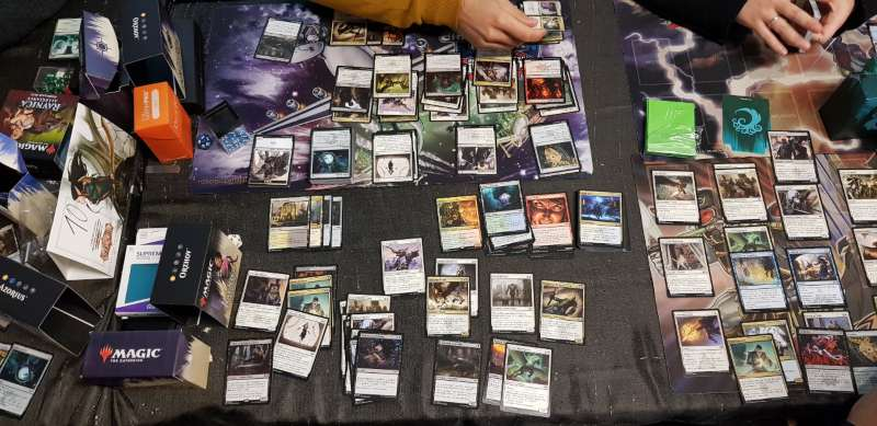 Magic the gathering AlgarveCon
