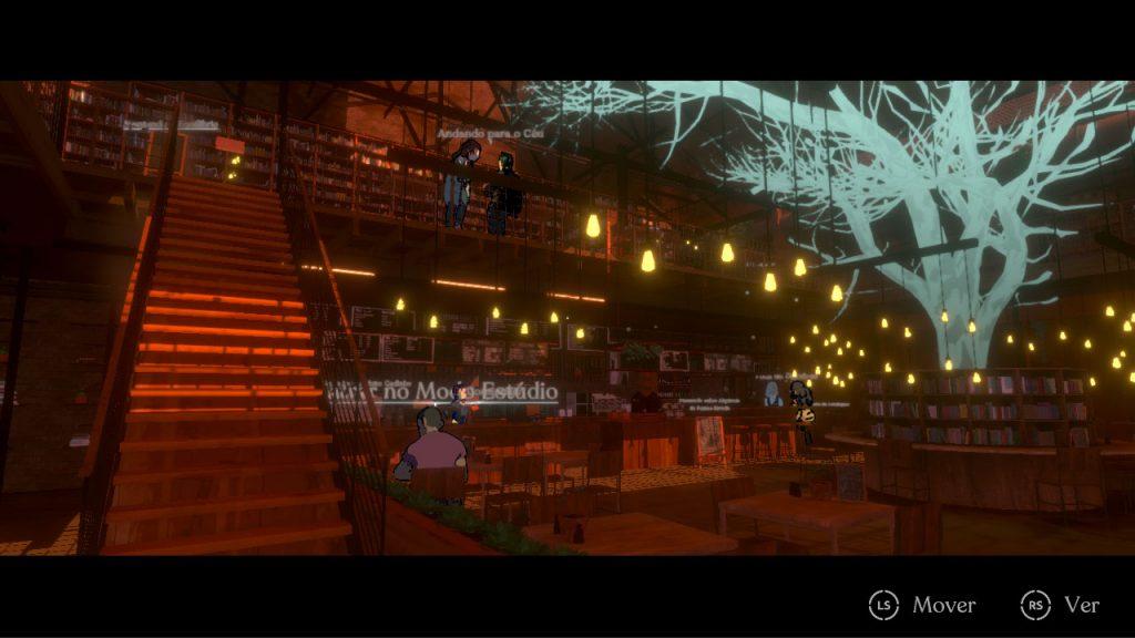 Necrobarista screen 1